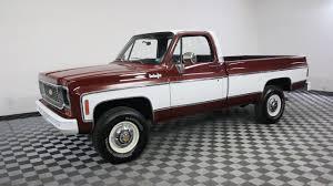 100 1974 Chevy Truck CHEVROLET K20 YouTube