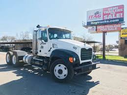 2007 Mack Granite CV713 Day Cab Truck, Blower, Wet Kit, 474,068 ...
