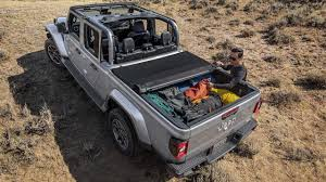 100 Old Jeep Trucks For Sale 2020 Gladiator Debuts Wrangler Truck With OffRoad Chops UPDATE