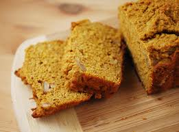 Starbucks Pumpkin Scones Calories by Pumpkin Bread With Almond And Coconut Flour Nom Nom Pinterest