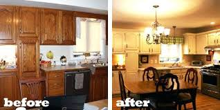 Kitchen Makeovers Before And After Also Renovation Inspiration Afters Apartment Therapy