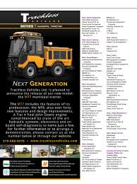 100 Gabrielli Trucks APWA Reporter April 2017 Issue By American Public Works Association