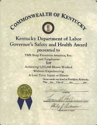 Kentucky Labor Cabinet Secretary by 100 Ky Labor Cabinet Office Of Workplace Standards