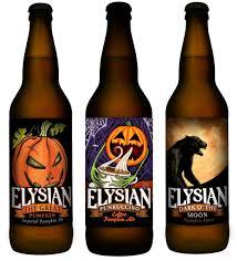 Imperial Pumpkin Ale by Elysian Pumpkin Beers Return For Fall Craft Beer Monger