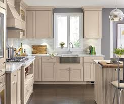Prelude Vs Reflections Diamond Cabinets by Sumner Cabinet Door Style Semi Custom Cabinetry