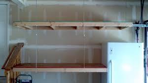 garage overhead mightyshelves contractor kurt