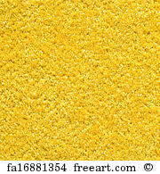 Yellow Carpet Art Print