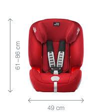 siege evolva evolva 1 2 3 plus car seat britax römer