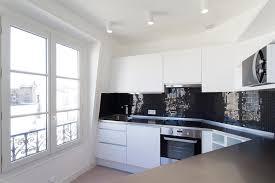 cuisine moderne blanche et cuisine noir et blanche 5 photo 38361 newsindo co
