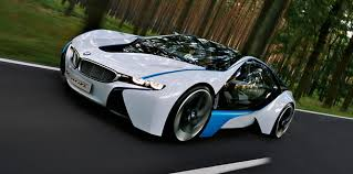 Sport Car of Bmw
