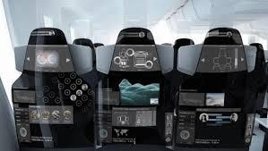 siege avion cos un concept de siège d avion connecté geeko