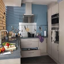 cuisine gris et noir marvelous déco cuisine noir et blanc 1 indogate cuisine gris