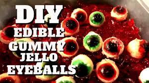 Halloween Eyeball Jello Molds by Diy Edible Eyeballs Gummy Eyeballs Halloween Eyeballs Youtube