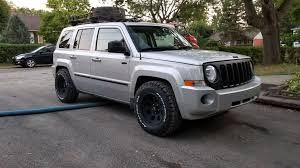Final Result After Installation - My Jeep Patriot 2010 With BF ...