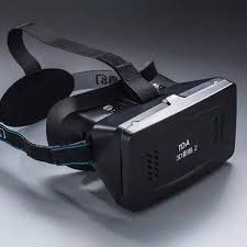 3D VR headset Virtual Reality 3D Video Glasses VR goggles RIEM