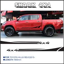 2 PC Hilux Shank 4x4 Side Stripe Graphic Vinyl Sticker For TOYOTA ... Alabama Crimson Tide 4x4 Truck Decal Stickers Free Shipping Hub Tire Tread Mud Terrain Ta 4x4 Truck Jeep Hood Body Graphic Duck Hunting Sticker Camo Max Grass Decal For F150 F Red F250 Firefighter Edition Decals Fire Ford Torn Stripes Bed Vinyl Graphics Chevy Gmc Z71 Off Road Decalsticker X2 Pair Sticker Black Logo Decal 4wd Ford Ranger 22014 T6 Officially Licensed 092014 Pair 09144x4 Beautiful Nissan 7th And Pattison Free Shipping 2pc Piranhas Sticker Vinyl Off Road Reaper Rip Side Mudslinger 2015 2016 2017 2018