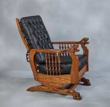 Carved Oak And Leather Rocker / Recliner Details About Copper Grove Taber Oak Carved Rocker Chair 25 X 3350 4 Danish Carved Oak Armchair Dated 1808 Bargain Johns Antiques Victorian Antique Rocking Vintage Childs Rocking Chair Ssr Childs Hand Elephant In So22 Sold Era With Leather 1890s Ornate Lift Glastonbury Armchair 639070 Larkin Soap Company Ribbon Back Wainscot Second Half 17th Century Isolated