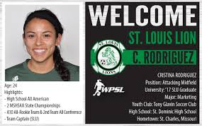 100 Cristina Rodriguez The Lions Welcome Back For The 2019 Season St