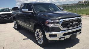 100 Build My Dodge Truck Latest RAM 2019 Ram Limited 1500 On 35s And 24 Inch
