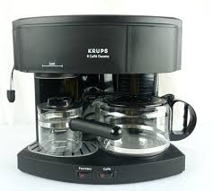 How To Use Krups Espresso Machine Coffee And Black Replacement Parts