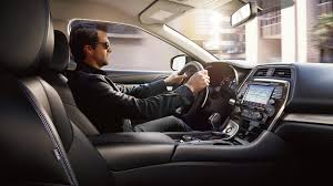 2018 Nissan Maxima Features