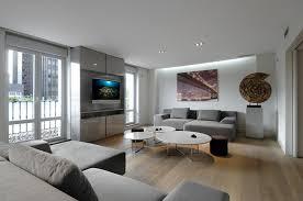 light grey living room walls modern house
