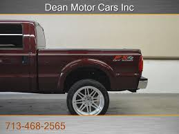 100 Lifted Trucks In Texas 2010 Ford F250 64L DIESEL 4X4 LIFTED 90K MILES LEATHER SWB