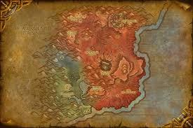 Wow Brackwell Pumpkin Patch Map by Wow Rogue Kejh Eastern Kingdoms