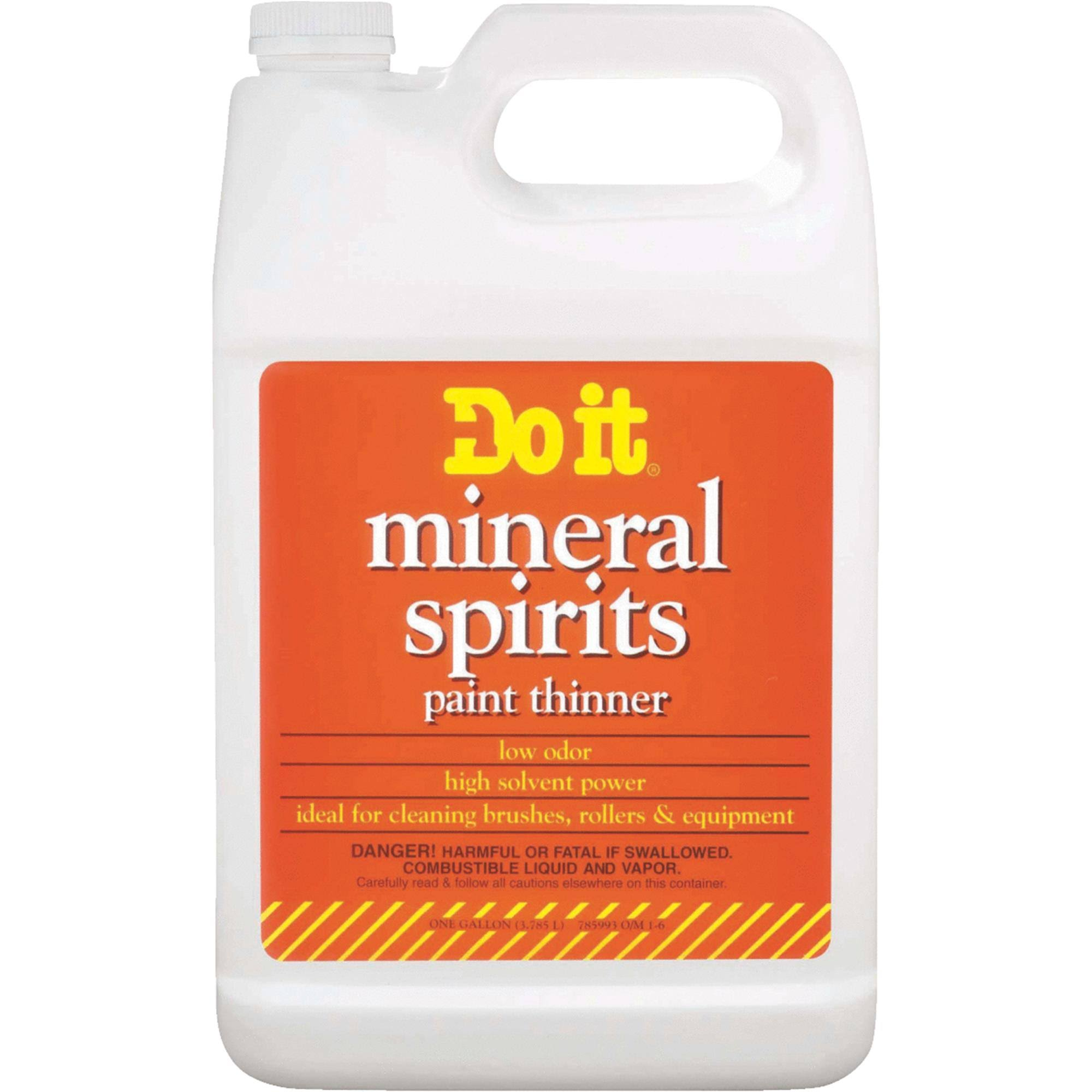 Do it Best Mineral Spirits Paint Thinner