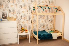 Montessori Toddler Bed