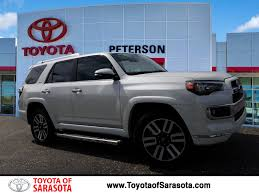New 2019 Toyota 4Runner Limited | #K5616374 | Peterson Toyota Of ... The Collection Inside The Petersen Automotive Museum New 2018 Toyota Tacoma Sr Jx130973 Peterson Of Sarasota Dennis Dillon And Used Car Dealer Service Center Id Ford Ranger Americas Wikipedia Unveils Eyecatching Exterior By Kohn Auto Group Boise Idaho Facebook 2019 Rh Series 6x4 Tractor Trucks Vault At An Exclusive Look Speedhunters Trd Offroad Jx069022 Stock Photos Home