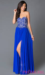 celebrity prom dresses evening gowns promgirl strapless