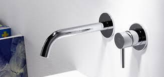 steinberg armaturen der serie 100 für badezimmer und küche