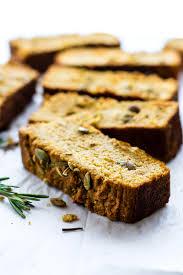 Desserts With Pumpkin Seeds by Rosemary Paleo Pumpkin Bread Cotter Crunch Gluten Free Recipes