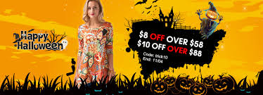 Halloween 4 Online Castellano by Rosewe Women Fashion Clothes Trendy Dresses Free Shipping Worldwide