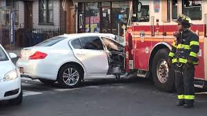 One Injured After FDNY Fire Apparatus T-Bones Car - Fire Apparatus Bull Horns On Fdny 24 Fire Truck Duanco Mehdi Kdourli Brings Back Fifth Refighter To Engine Companies That Lost Mighty Fire Truck Shop Trucks Graveyard Queens New York City 46th Str Flickr Rcues Fire Truck Stuck In Sinkhole Inside The Fleet Repair Facility Keeping Nations Largest Backs Into Garage Editorial Photo Image Of Squad Fdnytruckscom Mhattan Blows Tire And Shatters Store Window Free Images Car New York Mhattan City Red Nyc Usa Code 3 Rescue Engine 5000 Pclick