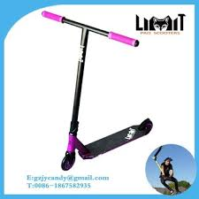 New Design Fashion Pro Scooters Cheap Extreme Freestyle Stunt Scooter