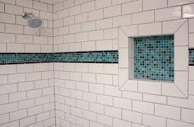 white subway tile bathroom accent bathroom decor ideas
