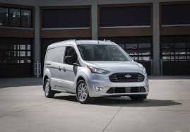 2019 Ford Transit Connect Gets New Driver-assist Tech & Only Diesel ...