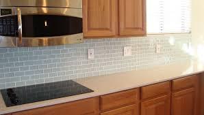 light blue kitchen backsplash home design ideas
