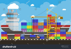 River Ocean And Sea Freight Shipping By Water. Crane Unloads A Cargo ... Shipping Containers In High Demand Iowa Ideas Air Ride Equipped Trailer Truck Van Transport Services Intertional Freight Nashville And Reefer Vs Dry Ltl Cannonball Express Transportation American Premium Logistics Freight Shipping Warehouse And Isometric Illustration Forklift Trucking Industry The United States Wikipedia River Ocean Sea By Stock Vector Royalty Free Delivery Cargo Video Footage Flatbed Transparent Rates Fr8star Everything You Need To Know About