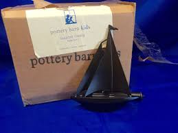 POTTERY BARN KIDS Sailboat Curtain Rod Finials Set 2 OIL RUBBED ... Pottery Barn Wall Hooks Pb Teen Wicker Peace Shelf At Modern Tufted Wingback Rocker Stylish Nursery Chairs 209 Best Crate And Barrel Images On Pinterest Baby Sailboat Wallpaper Boy Ideas For Masculine Blue And White Kids Room Color With Decorative Bath 115624 Nwt Pink Whale Beach Towel Best 25 Barn Shelves Ideas Bedroom Sheets Kids Redones Patchwork The Hallway Life Love Simply Creative Boys Michaels Nautical Oasis Project Going Coastal Part I Aylee Bits Bedroom Ceiling Stars Hgtv