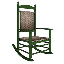 POLYWOOD K147FGRCA Cahaba Jefferson Woven Rocking Chair With Green Frame Polywood Pws11bl Jefferson 3pc Rocker Set Black Mahogany Patio Wrought Iron Rocking Chair Touch To Zoom Outdoor Cu Woven Traditional That Features A Comfortable Curved Seat K147fmatw Tigerwood With Frame Recycled Plastic Pws11wh White Outdoor Resin Rocking Chairs Youll Love In 2019 Wayfair Wooden All Weather Porch Rockers Vermont Woods Studios