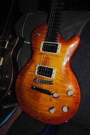 This Guitar Was Completely Finished In Shellac Notice The Soft Glow Without Being High Gloss
