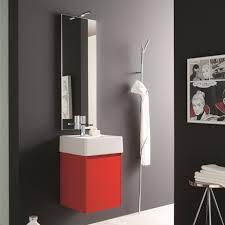 badezimmer design komposition mit modernem waschbecken und spiegel sierra7