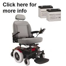 Shoprider Power Wheelchair Manual by Shoprider 6runner 14 Hd Power Wheelchair Batteries Set Of Two