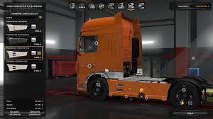 Euro Truck Simulator 2 – DAF Tuning Pack – Bok Euro 6 3 – WavePC