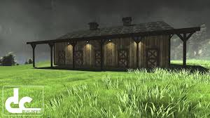 Gable Barn 60' | Classic Gable Horse Barn Floor Plans | DC ... Ameristall Horse Barns More Than A Daydream Front View Of The Rancho De Los Arboles Barn Built By 183 Best Images About Barns On Pinterest Stables Tack Rooms And Twin Creek Farms Property Near Austin Inside 2 11 14 Backyard Outdoor Goods Designs Options American Barncrafters Custom Steel Youtube Metal Pa Run In Sheds For Horses House