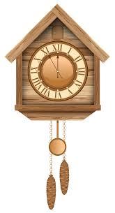 Cuckoo Clock PNG Clip Art