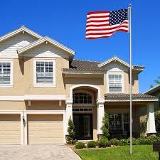 Flagpole Christmas Tree Plans by Yeshom 20ft Aluminum Sectional Flagpole Kit Free Us American Flag
